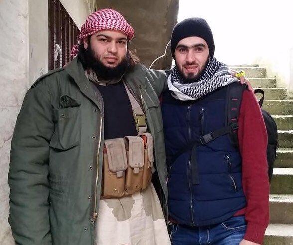 64 White Helmets Terrorists