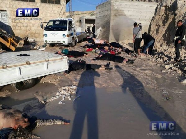 Idlib attacks