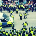 LONDON – Stand Off Between Far Right And Counter Demonstrators (VIDEO)