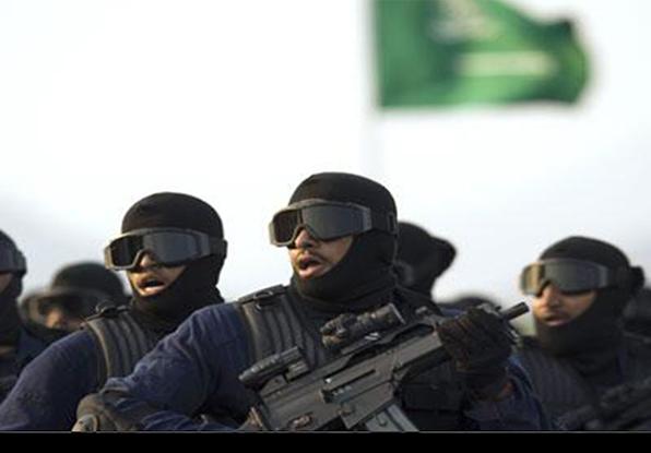 1 KSA special forces