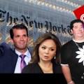 NOTHING BIG MAC: Donald Trump Jr Caught in Latest Russiamania Ragbag