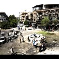 DAMASCUS: Suicide Car Bomb Kills 21 in City Centre