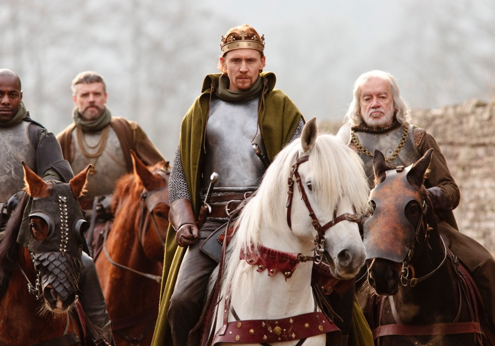 Henry V, Tom Hiddleston, Kenneth Branagh