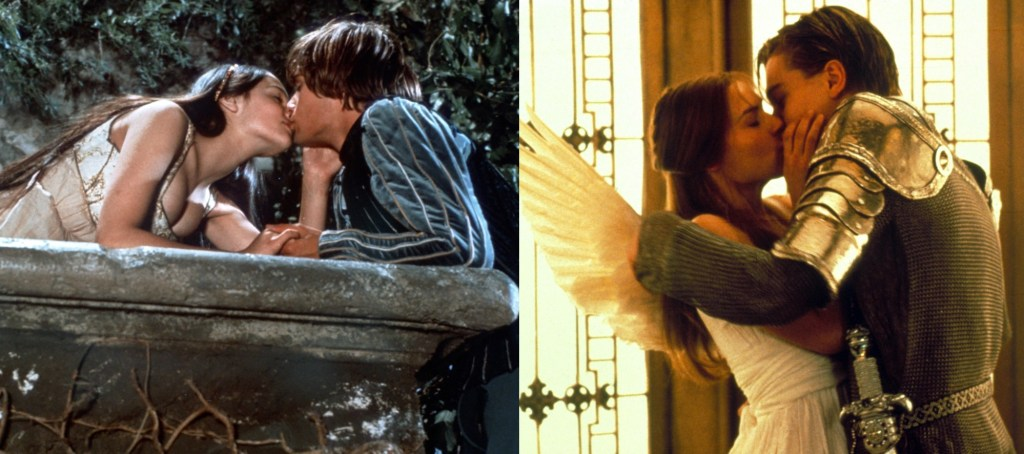 romeo and juliet baz luhrmann franco zeffirelli prologue Baz luhrmann and franco zeffirelli portrayed the film 'romeo and juliet' in in the modern version by luhrmann the way the prologue is introduced is very.