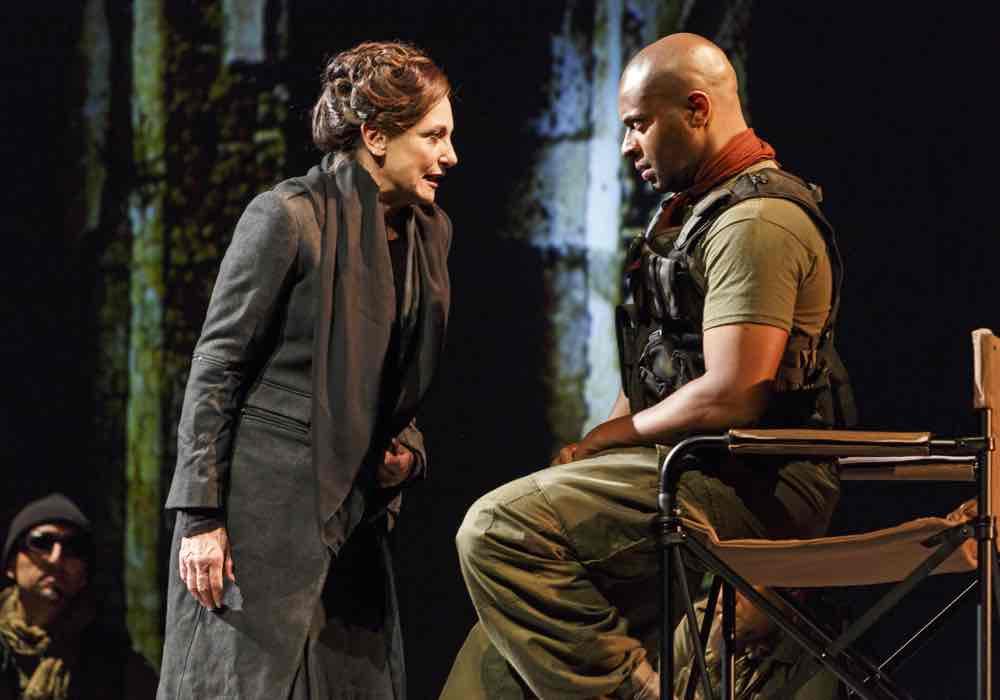 Ep. 24 & 25 Robert Lepage's <em>Coriolanus</em> at the Stratford Festival
