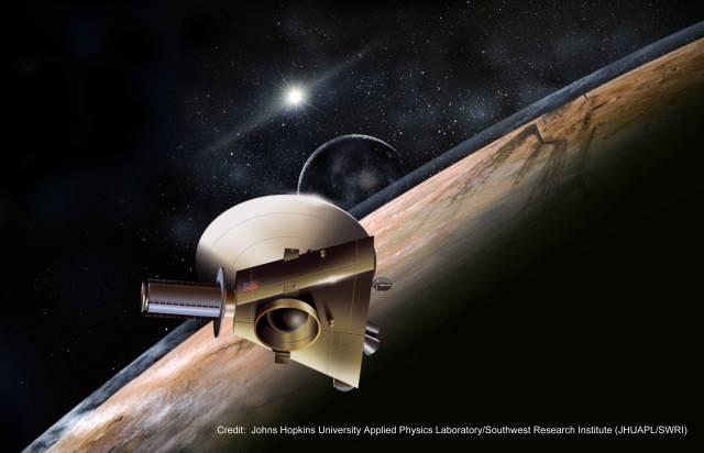 Proč se Pluto ohřívá, když se vzdaluje od Slunce? Je za ním ještě Planeta X? V roce 2006 by měla vesmírná agentura NASA vyslat sondu k prozkoumání vzdálených oblastí naší sluneční soustavy.