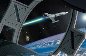 Budou nás vozit ke hvězdám soukromníci?Letošní první letní den vstoupil do historie kosmonautiky. Z kalifornské pouště vzlétlo soukromé raketové letadlo SpaceShipOne, které poprvé prolomilo hranice vesmíru. Významný krok k tomu, aby kosmické lety přestaly být výsadou velkých státních agentur a vesmír se stal dostupný běžným pozemšťanům.