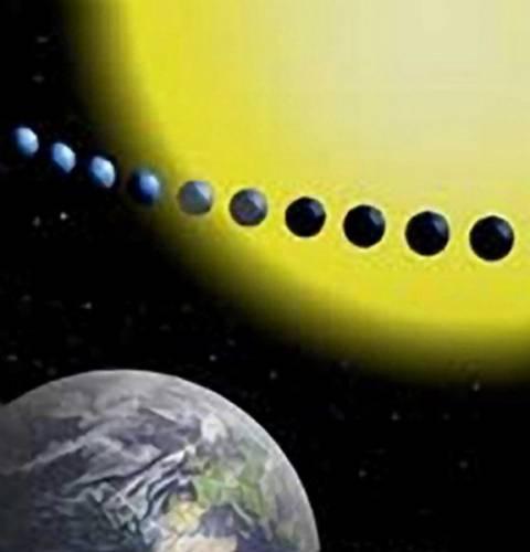 Naše generace zažije velmi vzácné nebeské představení které proběhne v úterý 8. června dopoledne. Z Evropy, Afriky a Asie bude tento den po šest hodin pozorovatelný přechod Venuše přes sluneční kotouč. Jev, který se naposledy uskutečnil v roce 1882, tedy před 122 roky.