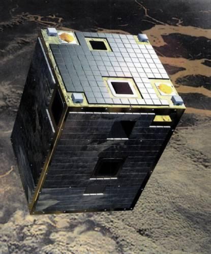 Nad obrovskou Čínou se vznáší družice o velikosti automatické pračky, která dodává multispektrální snímky ve vysokém rozlišení.
