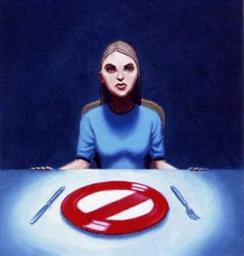 Celosvětový trend štíhlosti, který v roce 1967 odstartovala extrémně podvyživená modelka Twiggy, má na svědomí stále větší množství mladých dívek, které trpí psychickými poruchami příjmu potravy - mentální anorexií nebo bulimií. V České republice trpí mentální anorexií přibližně každá dvacátá dívka.