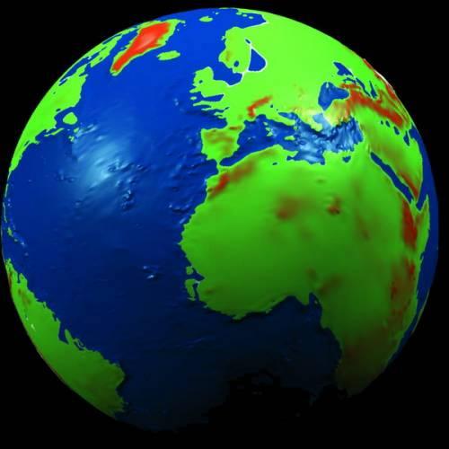 Nepravidelně v intervalech 200 000 až několik milionů let dochází k přepólování zemského magnetického pole, přičemž si severní a jižní magnetický pól vymění svá místa.
