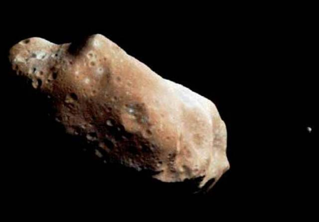 Americko-českému astronomickému týmu se poprvé podařilo pozorovat tzv. Yarkovského jev, tedy změny dráhy asteroidu působením negravitačních sil.