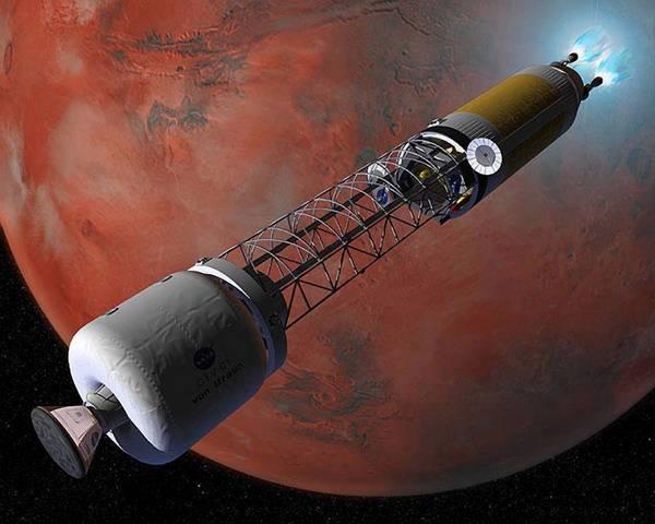 Budoucnost mezihvězdných letů a možné expanze lidstva do vesmíru je založena především na vývoji nového pohonu pro vesmírné lodě. Ten je nezbytný nejen pro zkrácení doby, nutné k překonání obrovských vzdáleností, ale i pro snížení váhy a objemu paliva, nutného pro daleké výzkumné mise.