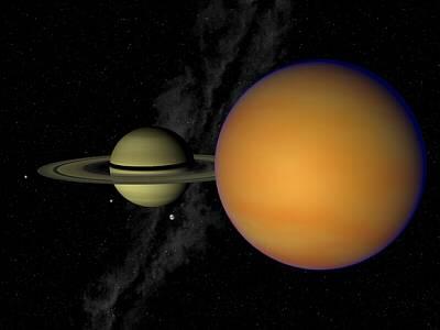 Evropská sonda Huygens v pátek úspěšně přistála na povrchu Titanu, největšího měsíce planety Saturn, a začala na Zem posílat fantastické údaje.