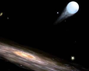 Američtí astronomové v posledních dnech objevili hvězdu, která závratnou rychlostí opouští naši galaxii a vydává se na osamělou, nikdy nekončící cestu mezigalaktickým prostorem.