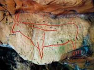 Nástěnné malby ve známých britských jeskyních Creswell Crags jsou staré nejméně 13 tisíc let. Při novém pokusu o jejich datování to nedávno zjistili tamní archeologové.