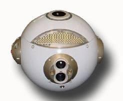 ISS nebo kosmické lodě bude možná již v brzké době na cestě vesmírem doprovázet malé kulovité těleso, které zkontroluje jejich zevnějšek.