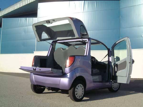 Auta na benzín a naftu nemají budoucnost. Ropa jednou dojde. Na jaká paliva budeme jezdit? Je docela dobře možné, že na stlačený vzduch.