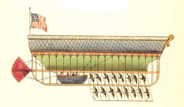Po dlouhé přestávce se na oblohu opět vracejí vzducholodě - nepotvrdila se slova těch, kdo si mysleli, že jde o dinosaury vzduchu a slepou uličku vývoje. Znovu tak vstává z mrtvých dopravní prostředek, který dýchá romantikou průkopnických dob techniky 19. století.