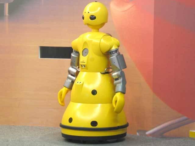 Japonci nedávno představili unikátního robota, který by se se slovní zásobou 10 tisíc slov mohl snadno stát miláčkem každé rodiny.