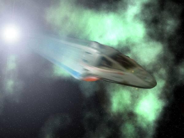 Reálný stav vývoje raketových pohonů, a zvlášť těch jako vystřižených z vědecko-fantastických románů, je na počátku. Jsou tedy cesty do vzdáleného kosmu zatím nereálné?