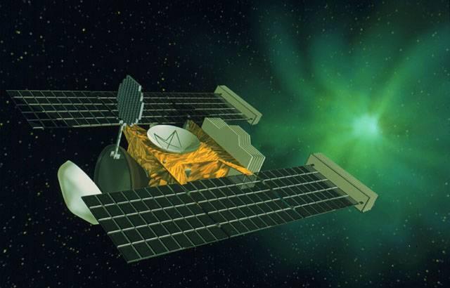 Po sedmi letech úspěšně přistála na Zemi americká sonda Stardust i s prachem z letící komety.
