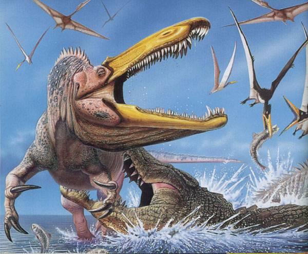 Hladinu světového zájmu v nedávné době rozvířil objev zcela nového druhu mořského krokodýla, který obýval světové oceány před 135 miliony let. Jeho objevitelé mu dali přezdívku Godzila! Nebyl to však jediný gigantický krokodýl dávnověku.
