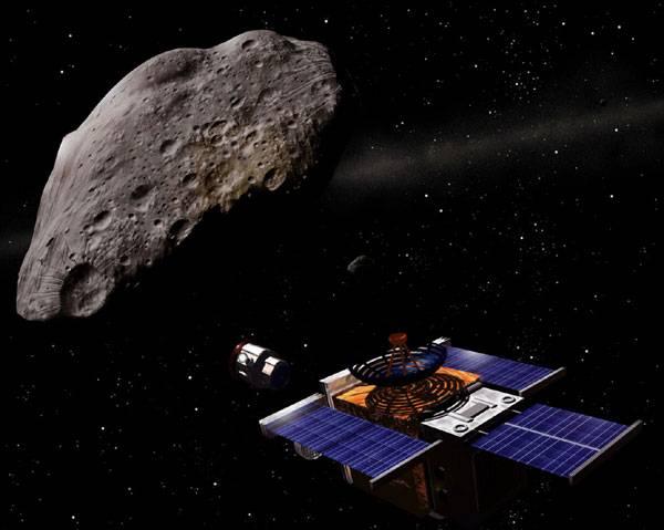 Japonská vesmírná agentura nakonec netriumfuje. Její sondě Hajabusa se nepodařilo odebrat vzorky hornin z povrchu asteroidu.