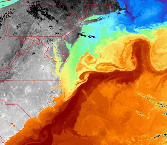 O tom, jak se bude vyvíjet klima na naší planetě, se vědci přou už dlouhou řádku let. Na jedné straně hrozí globálním oteplováním, na straně druhé předpovídají příchod doby ledové. Tu by mohlo způsobit i oslabení mořských proudů, které do jinak chladnějších částí planety dodávají životadárné teplo.