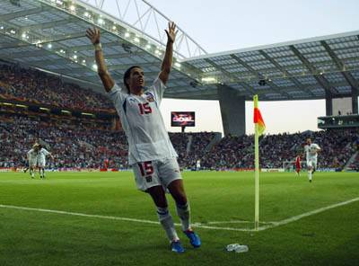 S blížícím se fotbalovým šampionátem se objevují předpovědi jeho výsledků, které vypočítává umělá inteligence.
