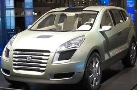 Firma Generals Motors představila své první funkční vozidlo poháněné vodíkovými palivovými články.