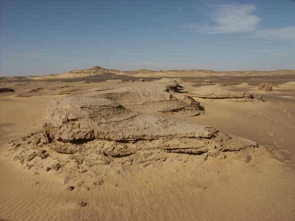 Česká egyptologická expedice působí od roku 2003 v oáze Baharíja. Její objevy, uskutečněné pod pískem egyptské Západní pouště během tří výzkumných sezón, zásadně mění dosavadní pohled na historii oáz.