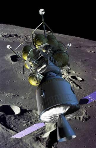 """Pod názvem """"Vision for Space Exploration"""" se skrývá plán obnovení pilotovaných letů na Měsíc do roku 2020, ukončení letů raketoplánů do roku 2010 a zprovoznění nové univerzální kosmické lodi Crew Exploration Vehicle (CEV) do roku 2014. Je to však ta pravá cesta k návratu na Měsíc?"""