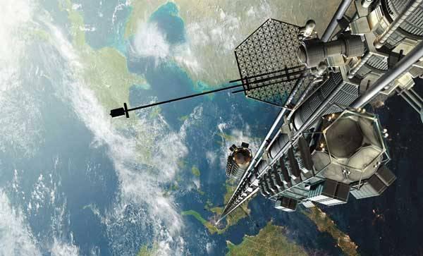 Vizionář A. C. Clarke před časem prohlásil, že vesmírný výtah bude postaven 50 let poté, co se všichni této odvážné myšlence přestanou smát. Nedávno opravil svůj odhad na deset let....