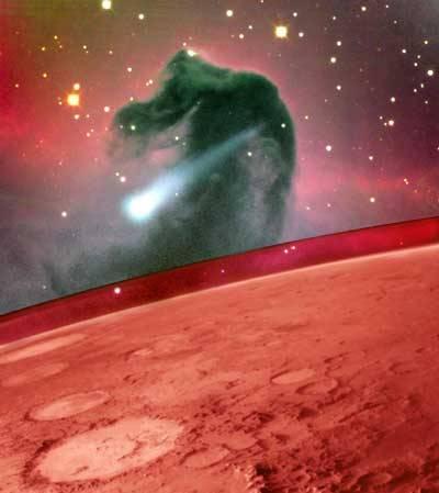 Astronomům se už dříve podařilo zaznamenat rozpady komet, ale že by se to stalo tak blízko Země… Kam doletí úlomky komety Schwassmann-Wachmann 3? Mohou ohrozit Zemi?
