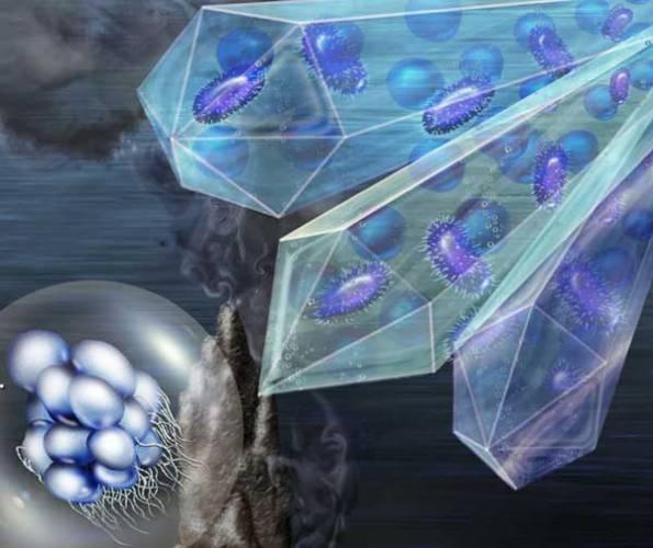 Bakterie dokáží existovat i na místech, kde bychom život zrovna neočekávali. Nejoriginálnější výtečníci svým stylem života dávají tušit, že život může čile bujet i na některých dalších planetách Sluneční soustavy.