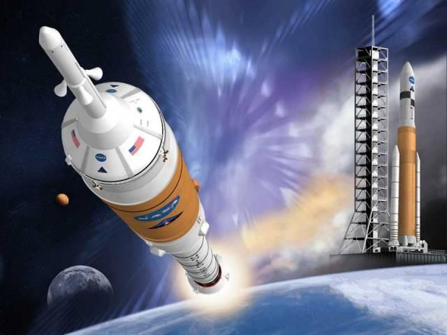 Vedení NASA schválilo letos v červnu projekt nového záchranného systému pro kosmonauty na principu vozíku horské dráhy. Emergency Egress Systems (EES), tedy Záchranný únikový systém, by měl umožnit kosmonautům bleskové opuštění rakety ještě na zemi, výsadkového modulu, nebo výzkumné stanice na jiných planetách.