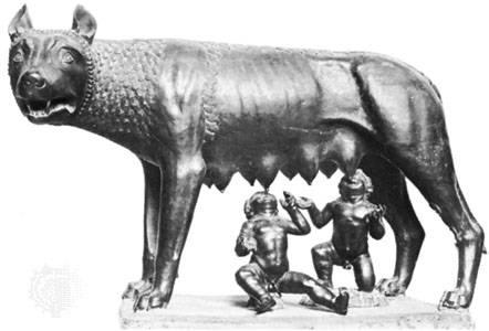 Italští archeologové možná objevili jeskyni, ve které měli být Romulus a Remus kojeni vlčicí.