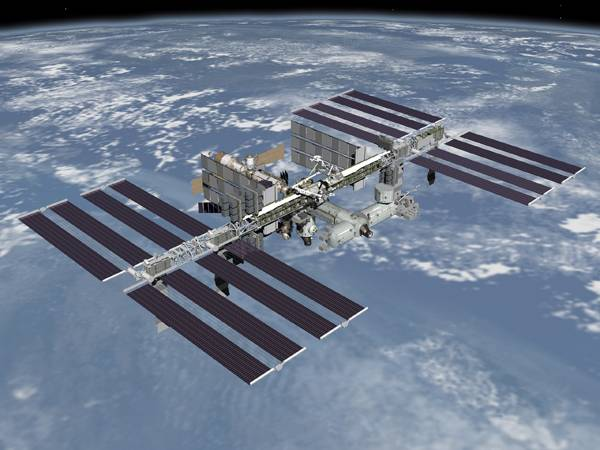Mezinárodní vesmírní stanice (International Space Station ISS) je jediným trvale obydleným objektem ve vesmíru.