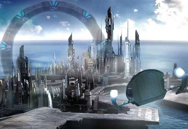 Červí díra je v současné době zatím ryze hypotetický objekt, který umožňuje využít v časoprostoru jakési zkratky, která může urychlit mezihvězdné cestování doslova na zlomky sekund. Zatím je červí díra oblíbenou pomůckou spisovatelů scifi, kteří s její pomocí hravě zvládají skoky od planety k planetě. Jedním z největších trháků poslední doby je zejména kanadský televizní seriál Stargate, využívající k cestování vesmírem fenoménu červích děr v podobě hvězdných bran.