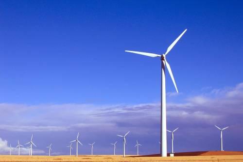 Výroba elektřiny z větru v roce 2007 stoupla na více než 125 000 MWh, což je meziroční nárůst o 150 %.