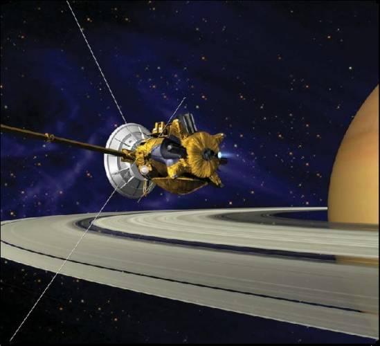 Výzkum Saturnu dostal zelenou na další dva roky.