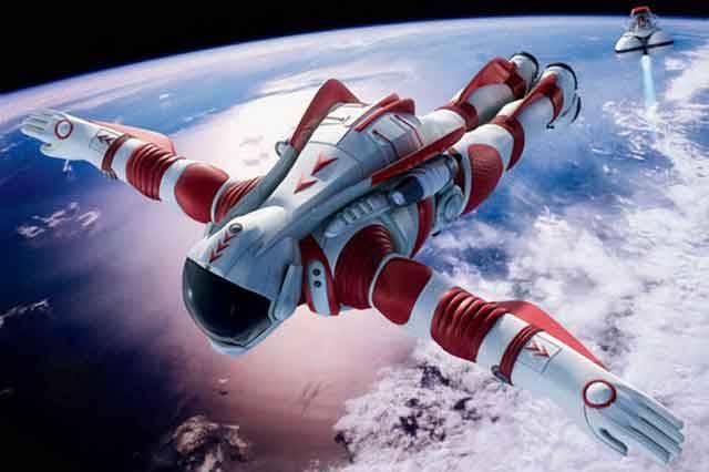 Nejvyšší pevný bod planety Země se nachází ve výšce 8 848 metrů nad mořem. Běžná letová hladina dopravních letadel se nachází ve výšce 10 kilometrů. A za hranici vesmíru se obvykle pokládá výška sto kilometrů. Může někoho napadnout myšlenka skoku z takové výšky?