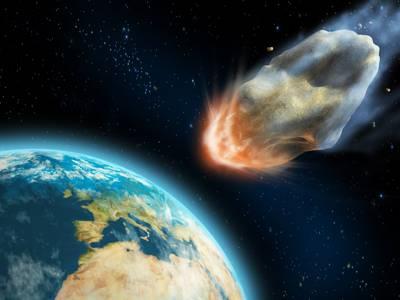 Srážka Země s bludným vesmírným tělesem se stala námětem nejednoho katastrofického filmu z holywoodské produkce. Aby ne – i poměrně drobné těleso dokáže po vstupu po zemské atmosféry napáchat na zemském povrchu nedozírné škody. Astronomové varují, že k obrovské srážce by mohlo dojít zhruba za 160 let.
