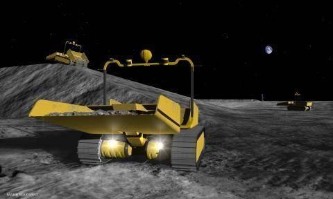 Přistávání a odlétání z jiné planety, v tomto případě z našeho nejbližšího souputníka - Měsíce, sebou přináší řadu technických obtíží. Na Zemi bychom je vyřešili hravě, ale na Měsíci, kde chybí silné paže i atmosféra, je to tvrdší oříšek. Studie, jejíž vypracování zadala NASA několika prestižním americkým ústavům ukazuje, jak by šlo na některé problémy vyzrát.