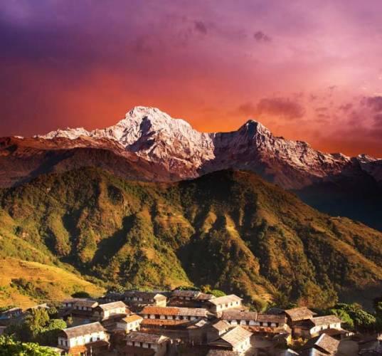 Když se řekne Annapurna (v Sanskrtu Bohyně sklizně), představíme si většinou legendární osmitisícovku v Himálaji, která je oblíbeným cílem horolezeckých výprav.