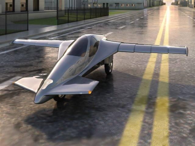 Představy létajícího automobilu jsou stejně staré, jako sám automobilismus. Zatím se podobné stroje vyskytují nejvíce ve fantastické  literatuře či filmech, ale myšlenkou na létající auta se dnes zabývá čím dál tím více vědců a konstruktérů. Všem nyní tak říkajíc vypálila rybník americká firma Samson Motorworks, která chce už příští rok vypustit na oblohu létající motocykl.