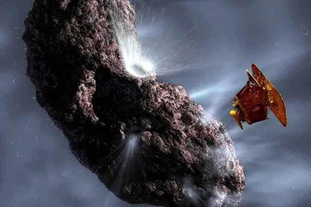 Ze všech koutů světa sílí hlasy odborníků, varujících před nebezpečnými mimozemskými objekty, které by mohly ohrozit nebo dokonce zlikvidovat život na naší planetě. Všichni se shodují v jednom: obrana Země je nedostatečná a nebezpečí je skutečně velké. Má dnes vůbec lidstvo nějaké technické možnosti ubránit se podobné hrozbě?