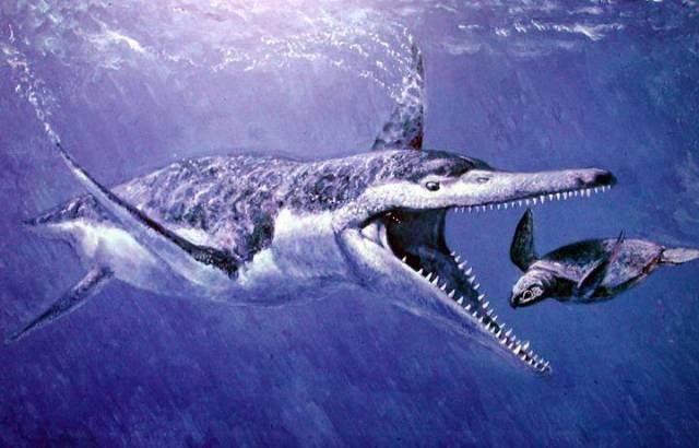 Otázka, za si dokázali někteří z druhohorních plazů udržet stálou tělesnou teplotu podobně jako to dnes dokáží ptáci či savci, je mezi paleontology diskutována již skutečně dlouho. Francouzští vědci přišli nedávno se důkazem, že přinejmenším obrovským formám plazů z druhohorních moří  byla tato evoluční vymoženost skutečně dopřána.