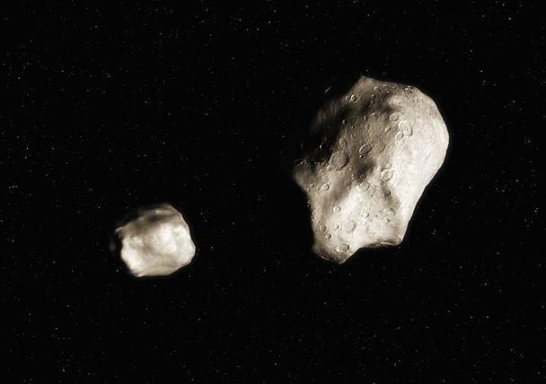 Planetky si většinou představujeme jako velké kameny poklidně se pohybující po svých drahách. Ve skutečnosti jde ale o dosti nesoudržná tělesa, od kterých se může část oddělit a najít si svou vlastní dráhu kolem Slunce. Důkazy o tom získal mezinárodní tým astronomů vedený dr. Petrem Pravcem z Astronomického ústavu AV ČR.